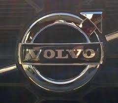 New Euro Badge Emblem Fits Volvo Sweden Swedish Flag Oval S 1