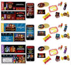 Kit Imprimible De Five Nights At Freddy S Fnaf Cumplearte