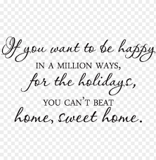 home sweet home for the holidays wall quotes decal holiday at