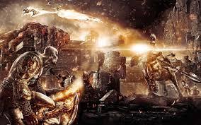 God Of War 3 Wallpapers Hd Wallpaper Cave