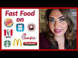 top 10 fast food meals on ww points