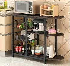 baker cabinet basket storage shelves