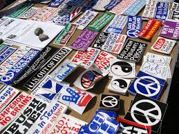 The Hidden Meaning Of Political Bumper Stickers Atlas Obscura