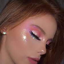 makeup uploaded by nya neko on we heart it
