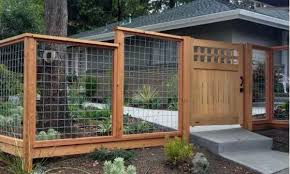 Hog Wire Fence Construction For North Bay Home Owners