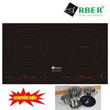 BẾP TỪ ĐÔI Arber AB-Ei602 - Siêu thị Nhà bếp Đức Thành