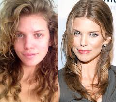 ugliest celebrities without makeup