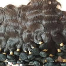virgin indian temple human hair