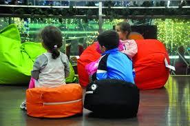 Kids Pouf Cover Kids Bean Bag Chair Kids Floor Pillow Floor Etsy