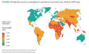 Dal coronavirus una doccia fredda all'economia mondiale -