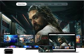 Watch movies, TV shows, and live content in the Apple TV app ...