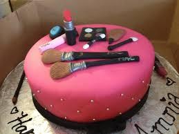 mac makeup cake design the cake boutique