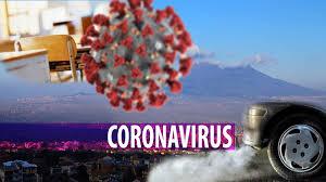 Campania. Coronavirus. Domani scuole aperte e meno inquinamento