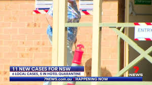 7NEWS Sydney - One man shot dead, police operation unfolding in Hamlyn  Terrace ...