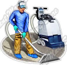 Carpet Cleaner Cleaning Housekeeping Car Bumper Vinyl Sticker Decal 4 6 Ebay