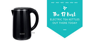 17 best electric tea kettles out there