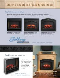 fireplace fronts and boxes outdoor