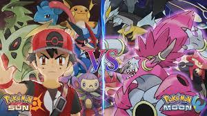 Pokemon Sun and Moon: Champion Ash Vs Hoopa Unbound (Pokemon Movie ...