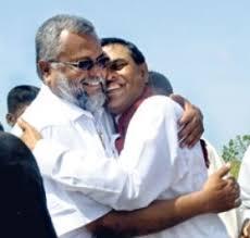 Image result for Douglas Devananda and rajapaksa