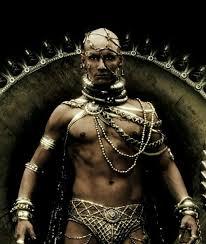 Rodrigo Santoro as Xerxes in 300 #brazilianproud | Movie bloopers, Movies,  Rodrigo santoro