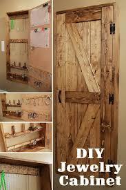 36 diy rustic organizing and storage