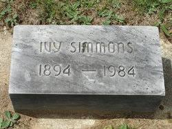 Ivy Simmons (1894-1984) - Find A Grave Memorial