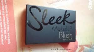sleek blush life s a peach review