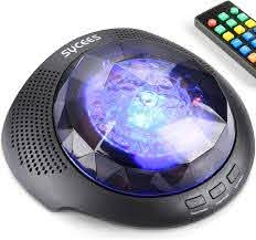 Night Light Projector Sound Machine Aurora Borealis Projector Colorful Nightlight White Noise Machine Bluetooth Speaker With Remote For Baby Kids Adult In Nursery Kids Room Bedroom Amazon Com