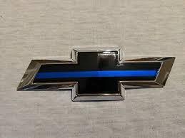 Thin Blue Line Flag Decals For Rear Window 2015 2018 Chevy Suburban Yukon Gm6 B Product Sbbc Gr