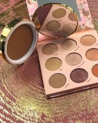 latte kitten eyeshadow palette winky lux