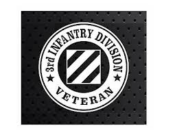 3rd Infantry Division Veteran Roundel Vinyl Window Decal Sticker Us Army 3 75 Picclick
