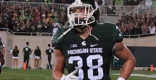 Byron Bullough, Michigan State, Outside Linebacker
