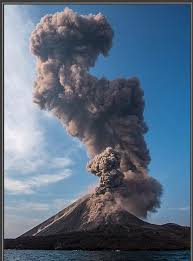 krakatoa we are among few who have been there skip rowland