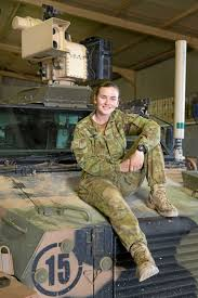 Mackay girl on mission in Iraq against terrorists | Daily Mercury
