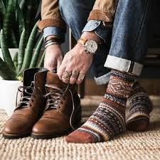 tan boots lace up dress boot for men