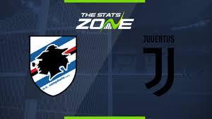 2019-20 Serie A – Sampdoria vs Juventus Preview & Prediction - The Stats  Zone