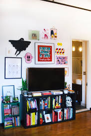 Illustrators Share A Small Art Filled Queens Apartment Small Kids Room Toddler Bedroom Design Kids Rooms Diy