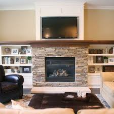 mantel height built in i d like would