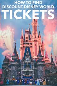 disney world tickets 2020