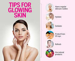 easy routine tips for glowing skin