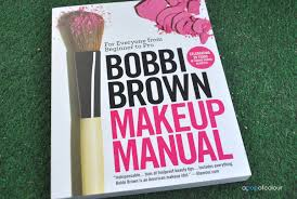 book review bobbi brown makeup manual