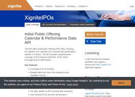 xigniteipos api overview documentation alternatives rapidapi