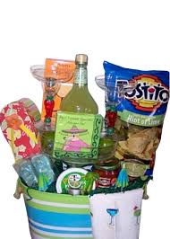 mexican fiesta gift basket tisket