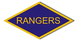 World War Ii Ranger Tab Window Decal Sticker