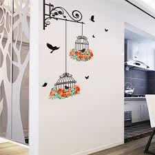 Birdcage Home Wall Decals Wall Decal Country