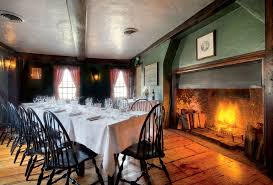 best restaurants with fireplaces in new