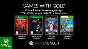 xbox november 2019 games with gold