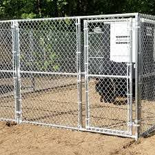 Hoover Fence Commercial Chain Link Fence Partition Panels With Gates Hoover Fence Co
