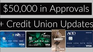 approvals credit union updates
