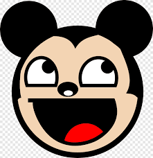 Smiley Emoticon Face, Pics Of Mickey Mouse Face, wikimedia Commons, head png